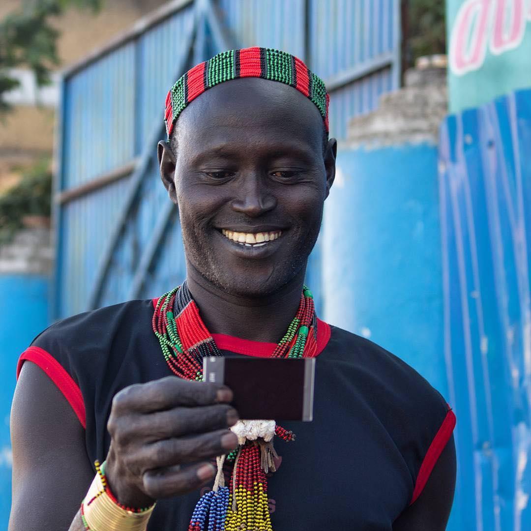 GivePhotos in Ethiopia